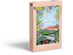 Feel-good-Puzzle 1000 Teile –NATURE LOVE: Go with the flow
