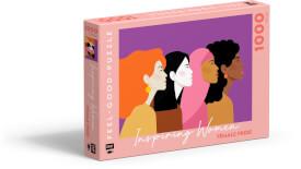 Feel-good-Puzzle 1000 Teile –INSPIRING WOMEN: Female pride