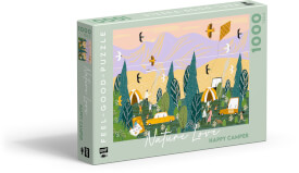 Feel-good-Puzzle 1000 Teile ?NATURE LOVE: Happy Camper