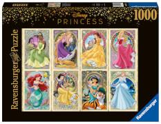 Ravensburger 16504 Puzzle Nouveau Art Prinzessinnen