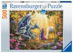 Ravensburger 16580 Puzzle Drachenflüsterer&nbsp