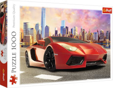 Puzzle 1000 Teile Sportwagen