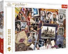Puzzle 500 Teile Harry Potter