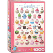 EuroGraphics Puzzle Cupcakes 1000 Teile