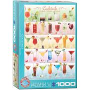 EuroGraphics Puzzle Cocktails 1000 Teile