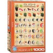EuroGraphics Puzzle Sushi 1000 Teile