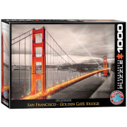 EuroGraphics Puzzle Golden Gate Brücke 1000 Teile