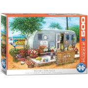 EuroGraphics Puzzle Honig zu verkaufen 500 Teile