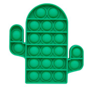 Bubble Fidget - Kaktus grün