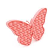 Bubble Fidget - Schmetterling rosa
