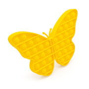 Bubble Fidget - Schmetterling gelb