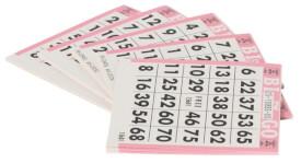 Engelhart Lottotickets 1-75 500 St.