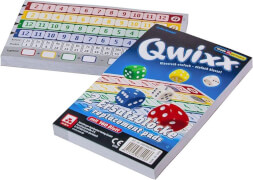 NSV Qwixx - Zusatzblöcke 2er-Pack