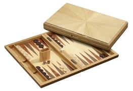 Philos Backgammon Milos groß mit Magnetverschluss