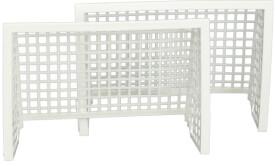 TIPP-KICK 2-Plastiktore-Set