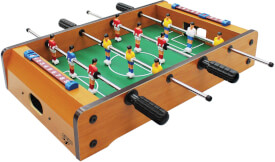 Carromco Kicker Kick-Xm, Tischauflage