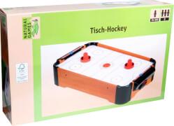 Natural Games Tisch-Hockey, aus 100% FSC Holz, ca. 51x31x9,5 cm, für 2 Spieler, ab 5 Jahren