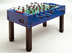 Kicker Master-Cup blau