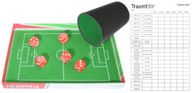 AMIGO 17580 FCB Würfelspiel Traumtor