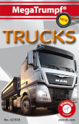 Piatnik 4215 Quartett Trucks