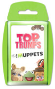 Winning Moves Top Trumps Die Muppets