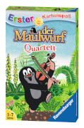 Ravensburger 20435 Der Maulwurf-Quartett