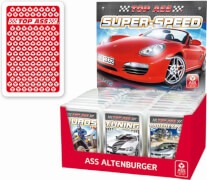 ASS Quartett - Super Speed, sortiert