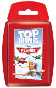 Winning Moves Top Trumps Disney Planes