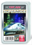 ASS TOP ASS® Superzüge. Kartenspiel