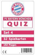 Teepe Sportverlag FC Bayern München Quiz Set 4
