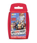 Winning Moves Top Trumps The Big Bang Theory