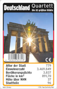 Teepe Sportverlag Deutschland Quartett