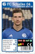 AMIGO 23592 FC Schalke 04 Quartett Saison 2017/2018