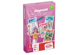 ASS Playmobil Quartett&Trumpf Girls. Quartett