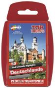 Winning Moves Top Trumps - 30 Highlights Deutschland