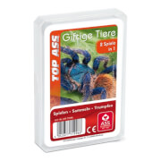 ASS TOP ASS Giftige Tiere. Kartenspiel