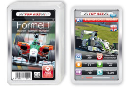 ASS TOP ASS® Formel 1. Kartenspiel