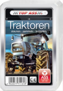 ASS TOP ASS® Traktoren. Kartenspiel