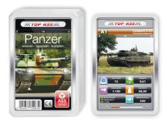 ASS TOP ASS® Panzer. Kartenspiel