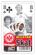 Teepe Sportverlag Eintracht Frankfurt Skat Saison  2009/2010