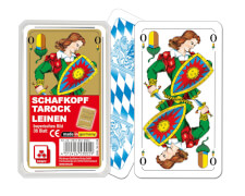 Schafkopf -PREMIUM LEINEN-
