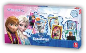 ASS Frozen Spielebox 3 in 1. Kartenspiel