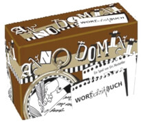 Abacusspiele Anno Domini Wort, Schrift, Buch