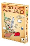 Pegasus Spiele Munchkin 5 Wirre Waldläufer