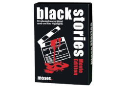 moses black stories - Movie Edition