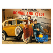 ABACUSSPIELE Bonnie and Clyde