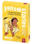 moses black stories Junior - yellow stories - 50 glutheiße Rätsel aus Wüste un