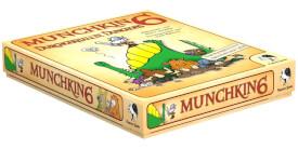 Pegasus Spiele Munchkin 6 Durchgeknallte Dungeons