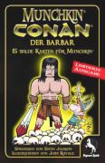 Pegasus Spiele Munchkin Booster Conan der Barbar