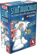 Pegasus Spiele Star Munchkin 1 + 2 Basisspiel plus Erweiterung